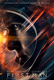 First Man 2018 Cover