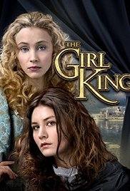 The Girl King 2015 Cover