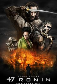 47 Ronin 2013 Cover