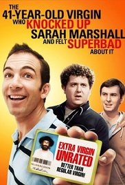 The 41-Year-Old Virgin Who Knocked Up Sarah Marshall and Felt Superbad About It 2010 Cover