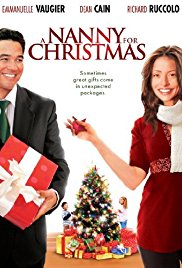 A Nanny for Christmas 2010 Cover