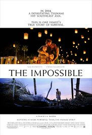 The Impossible 2012 Cover