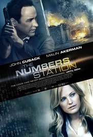 The Numbers Station 2013 Cover
