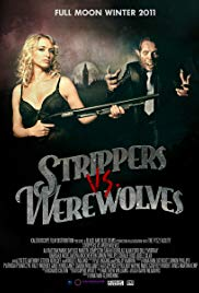 Strippers vs Werewolves 2012 Cover