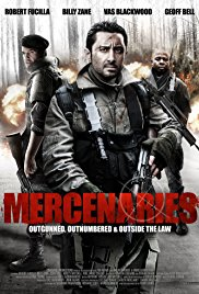 Mercenaries 2011 Cover