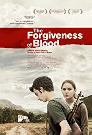 The Forgiveness of Blood 2011 Cover