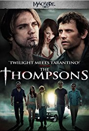 The Thompsons 2012 Cover