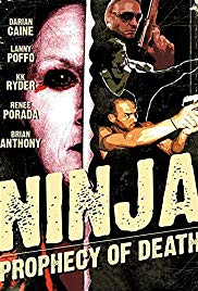 Ninja: Prophecy of Death 2011 Cover