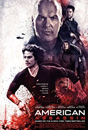 American Assassin 2017 Cover