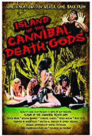 Island of the Cannibal Death Gods 2011 Cover