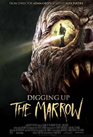 Digging Up the Marrow 2014 Cover