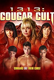 1313: Cougar Cult 2012 Cover