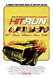 Hit and Run 2012 Cover
