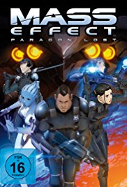 Mass Effect: Paragon Lost 2012 Cover