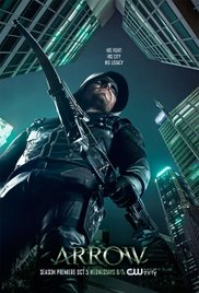Arrow 2012 Cover
