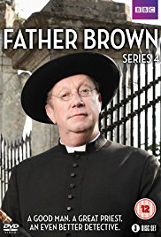 Father Brown 2013 Cover