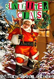 Slaughter Claus 2011 Cover