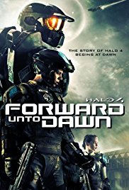 Halo 4: Forward Unto Dawn 2012 Cover