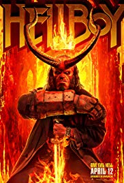 Hellboy 2019 Cover