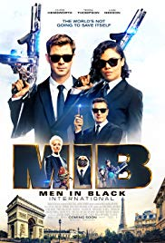 Stream Men in Black International (2019)