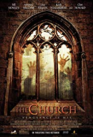 The Church 2018 Cover