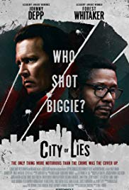 City of Lies 2018 Cover