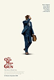 The Old Man & the Gun 2018 Cover
