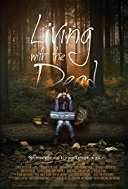 Living with the Dead: A Love Story 2015 Cover