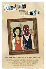 Adopting Trouble 2016 Cover