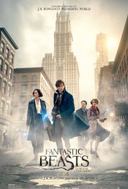Fantastic Beasts and Where to Find Them 2016 Cover