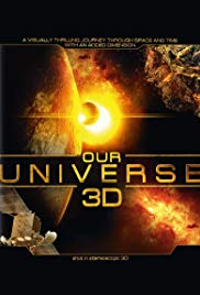 Our Universe 3D 2013 Cover