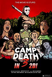 Camp Death III in 2D! 2018 Cover