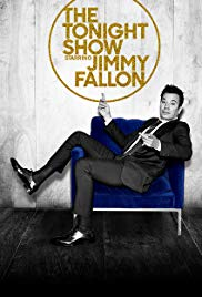 The Tonight Show Starring Jimmy Fallon 2014 Cover