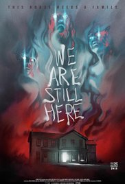 We Are Still Here 2015 Cover