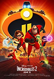 Incredibles 2 2018 Cover