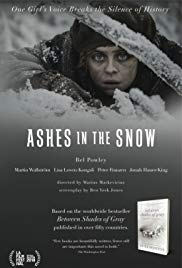 Ashes in the Snow 2018 Cover