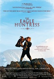 The Eagle Huntress 2016 Cover