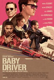 Baby Driver 2017 Cover