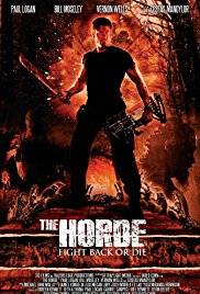 The Horde 2016 Cover