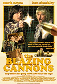 The Blazing Cannons 2017 Cover