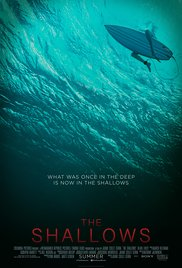 The Shallows 2016 Cover
