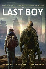 The Last Boy 2019 Cover