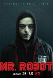 Mr. Robot 2015 Cover