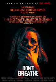 Don't Breathe 2016 Cover