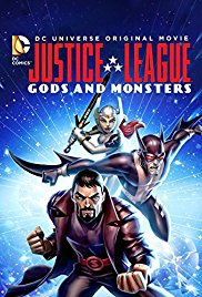 Justice League: Gods and Monsters 2015 Cover