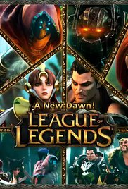 League of Legends: A New Dawn 2014 Cover