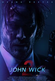 John Wick: Chapter 2 2017 Cover