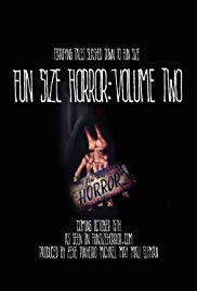 Fun Size Horror: Volume Two 2015 Cover