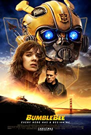 Bumblebee 2018 Cover