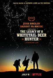 The Legacy of a Whitetail Deer Hunter 2018 Cover